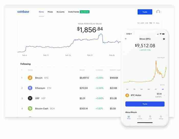 Wallet-BTC-Coinbase