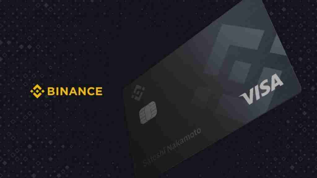Binance Card Visa